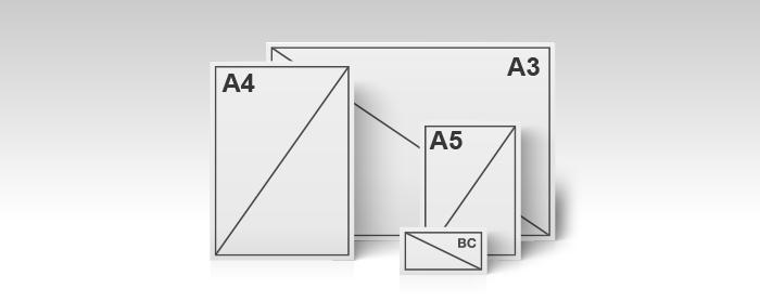 Tipos de papel: Como eles podem interferir no seu material gráfico