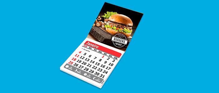 Venda mais com estas 6 dicas utilizando calendários personalizados
